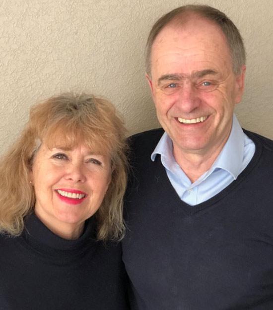 Arne og Laila Lund